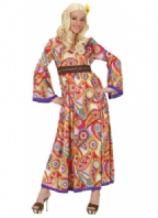 70's Hippy Woman Costume (7622)